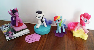 New My Little Pony Happy Meal Toys in Europe