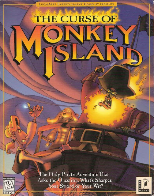 The Curse of Monkey Island Download Free PC Game