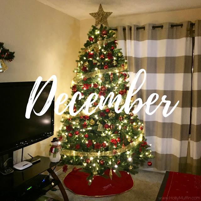 Currently December