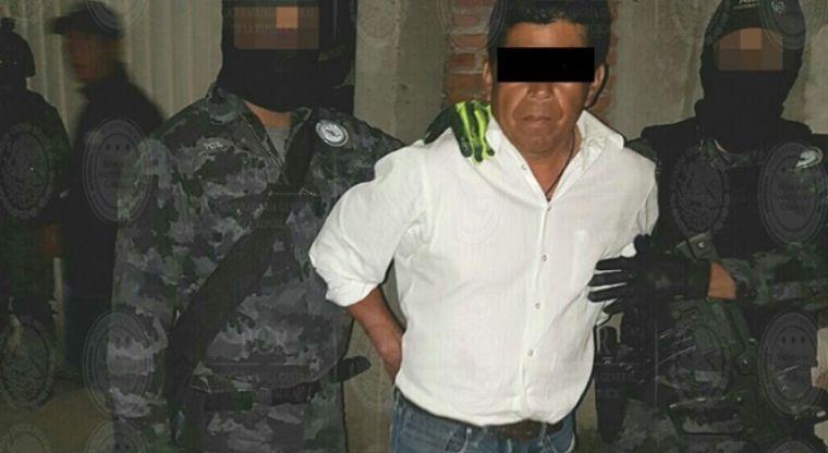 """Detienen a """"El Chowi"""", primo y operador de Los Rojos"""