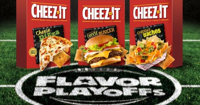 Cheez-It Releases New Tailgate-Inspired Flavors | Brand Eating
