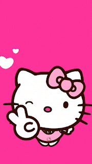 Imagenes para whatsapp de hello kitty rosa