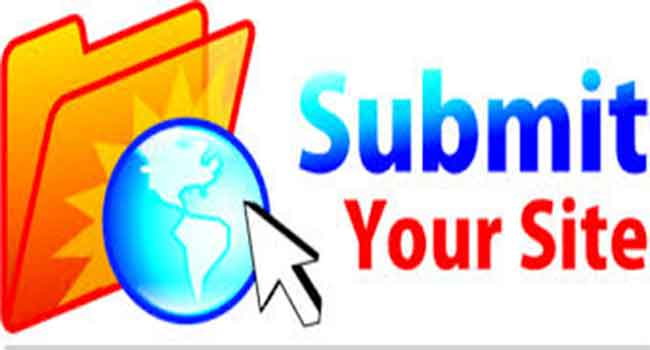 submit your Website to Big search engines