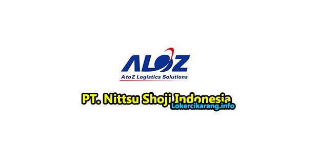 Lowongan Kerja PT. Nittsu Shoji Indonesia Bekasi Tahun 2019