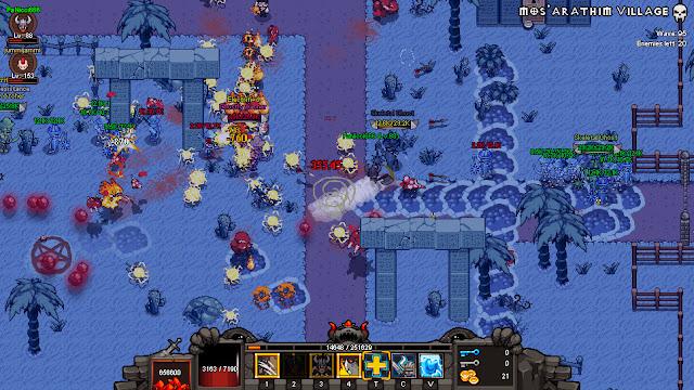 Games que marcaram - Hero Siege