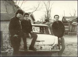 ΤΡΥΠΕΣ - greek rock band