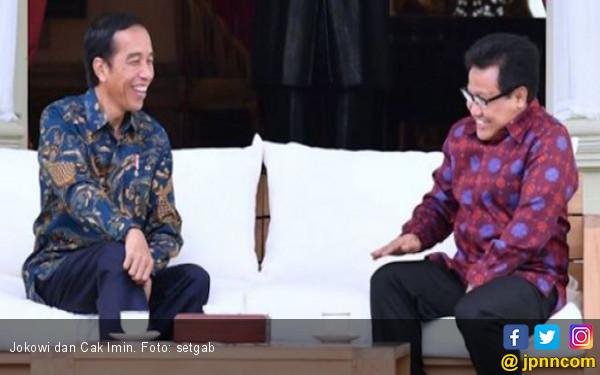 Jokowi Game Over di Pilpres Jika Cak Imin Bilang 'Loe-Gue End'