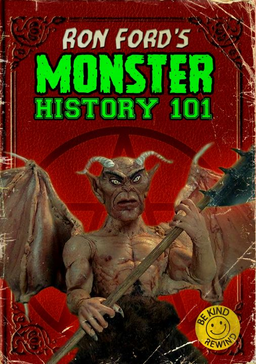 Monster History 101 DVD Available Now!!!
