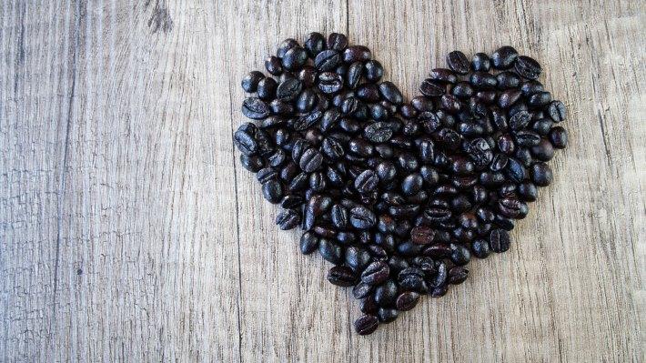 Wallpaper 2: Arabica Coffee Beans