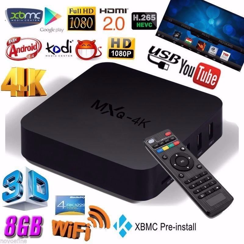 como configurar tv box 4k ultra hd
