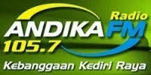 Streaming Radio Andika FM 105.7 Kediri