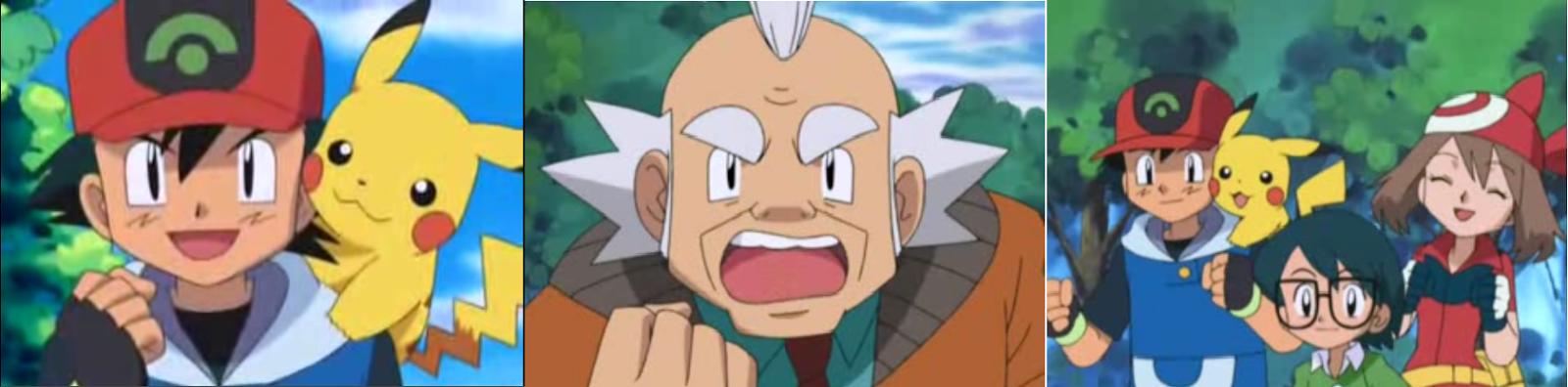 Pokemon Capitulo 25 Temporada 6 Una Misión Mudkip