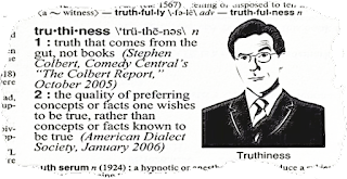 Truthiness defined
