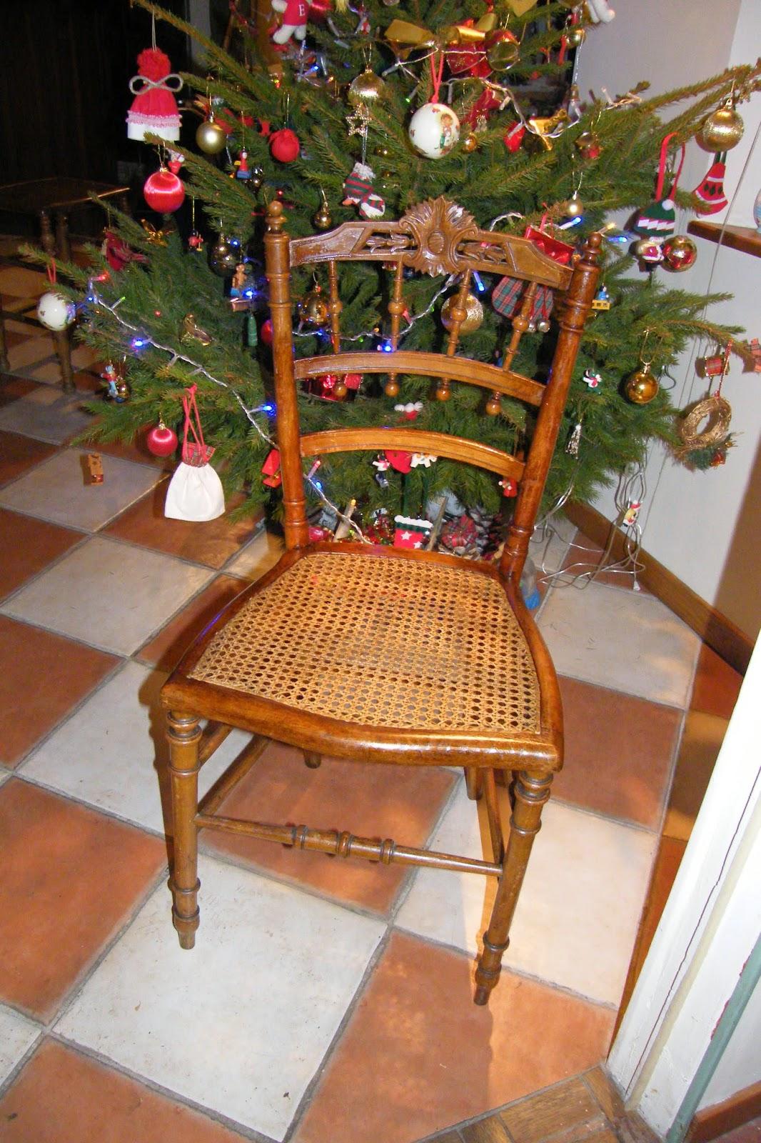 normandie cannage chaise cann e napol on iii de paris. Black Bedroom Furniture Sets. Home Design Ideas