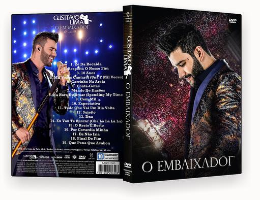 CAPA DVD – Gustavo Lima O Embaixador DVD-R