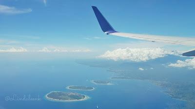 Lindaleenk wisata ke Lombok