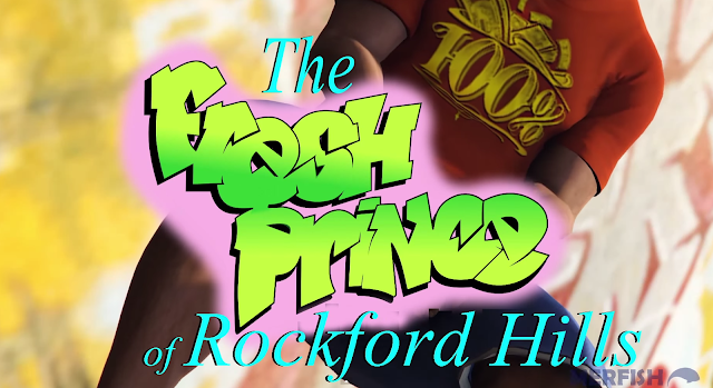 The Fresh Prince of Rockford Hills | Das Prinz von Bel-Air Intro im GTA V Style ( 2 Videos )