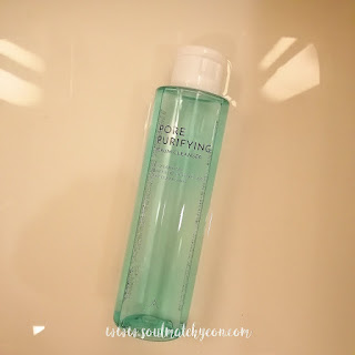 Review; Althea Korea's Pore Purifying Serum Cleanser