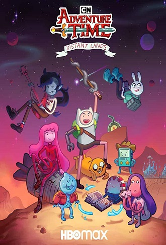 Adventure Time Distant Lands Season 1 Complete Download 480p & 720p All Episode
