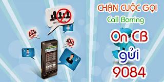 Đăng ký dịch vụ chặn cuộc gọi Mobifone