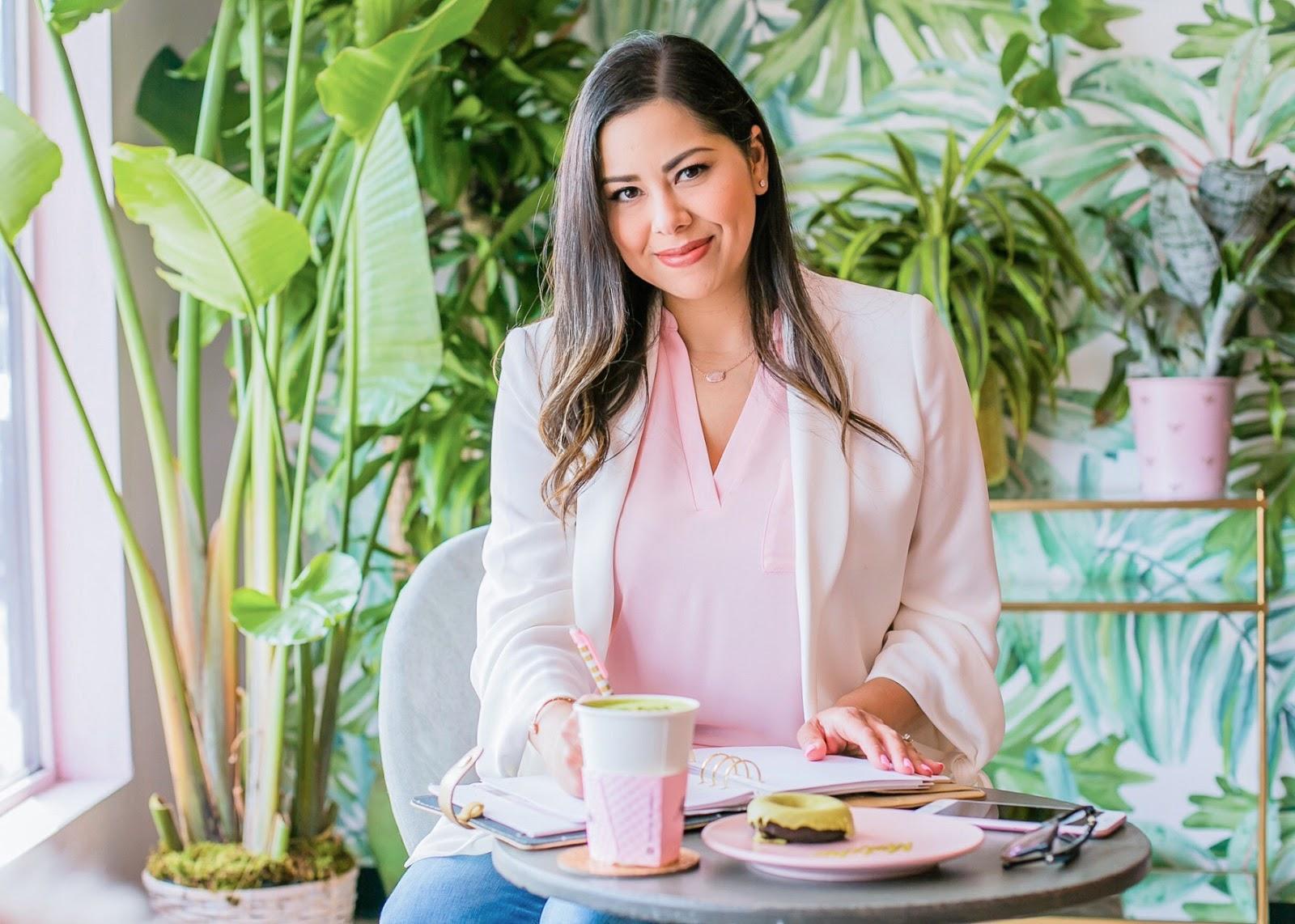 San Diego Fashion Blogger 2019, Holy Matcha San Diego