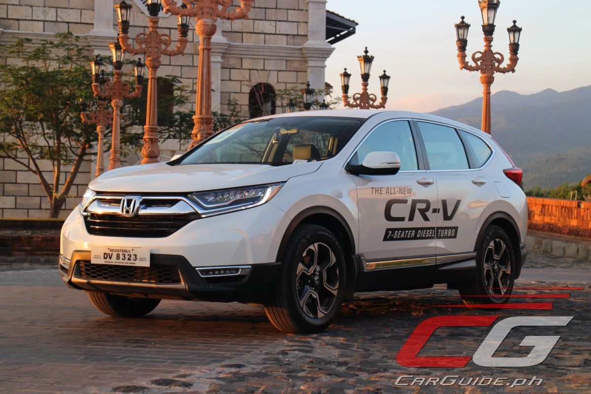 6 Things You Learn About the Honda CR-V on a Road Trip | Philippine