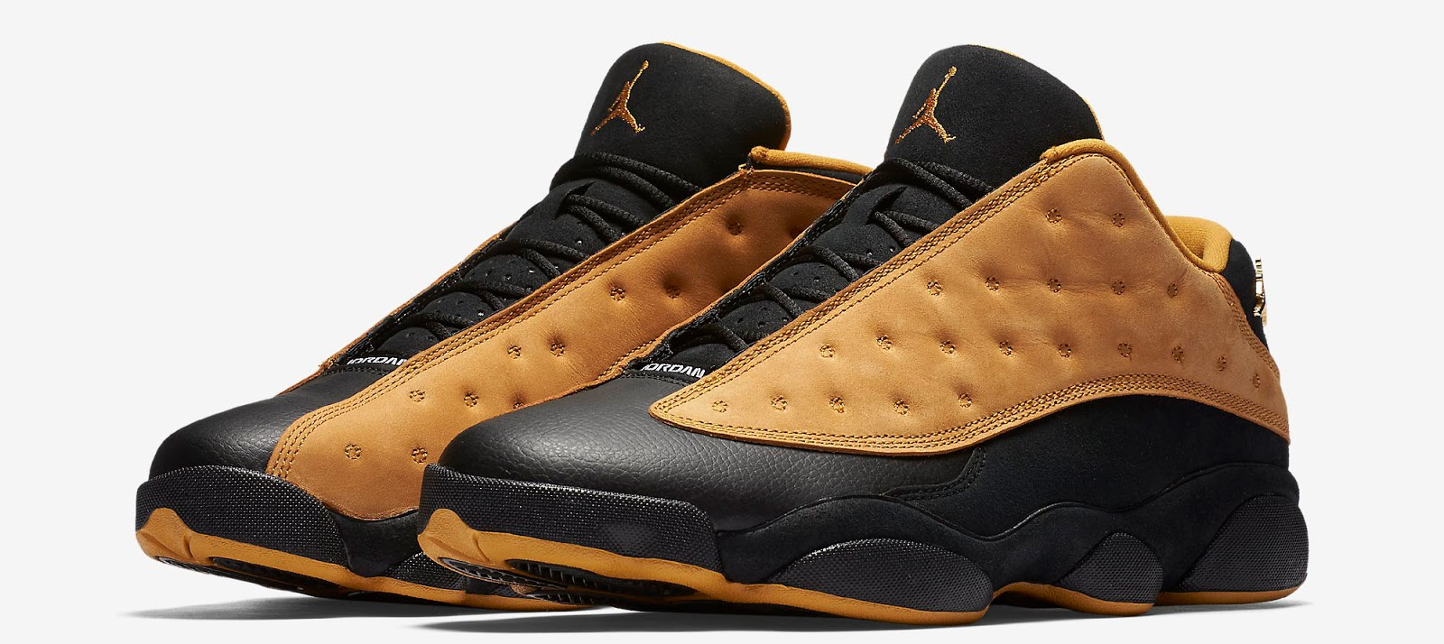 new styles 20dca 8582b The latest colorway of the Air Jordan 13 Retro Low hits stores this  weekend. Originally released in 1998, the original black and chutney AJ 13  Low is set ...