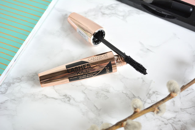 Catrice Lashes To Kill Pro Instant Volume Mascara 24h Ultra Black