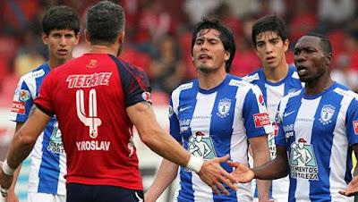Pachuca vence 1 a 0 a Veracruz