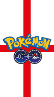 Wallpaper Pokemon GO flag England for Android phone and iPhone Free