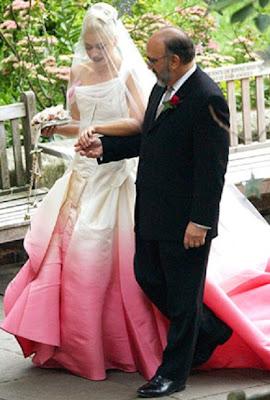 G - Vestidos de Noiva Coloridos - Inspirações