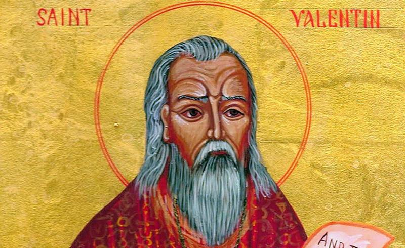 Άρθρο του Μητροπολίτη Αλεξανδρουπόλεως κ. Ανθίμου για τον Άγιο Βαλεντίνο