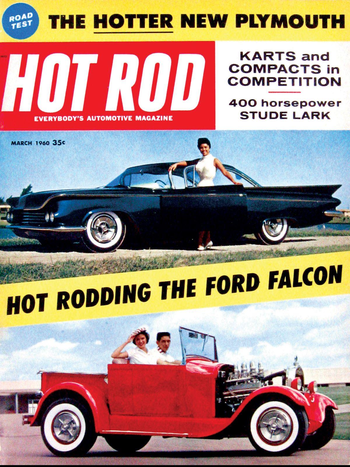 Retrospace: Vintage Wheels #28: Hot Rod Magazine Covers