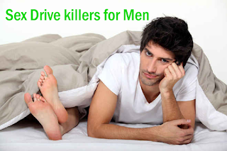 sex drive killers for men