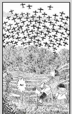 Kouno, Fumiyo. Dans un recoin de ce monde, t.2, p.50 © Kana.