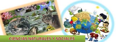 Resultado de imagen de sociales y naturales