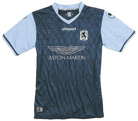 ffc380c0e1 Uhlsport apresenta as novas camisas do 1860 München - Show de Camisas