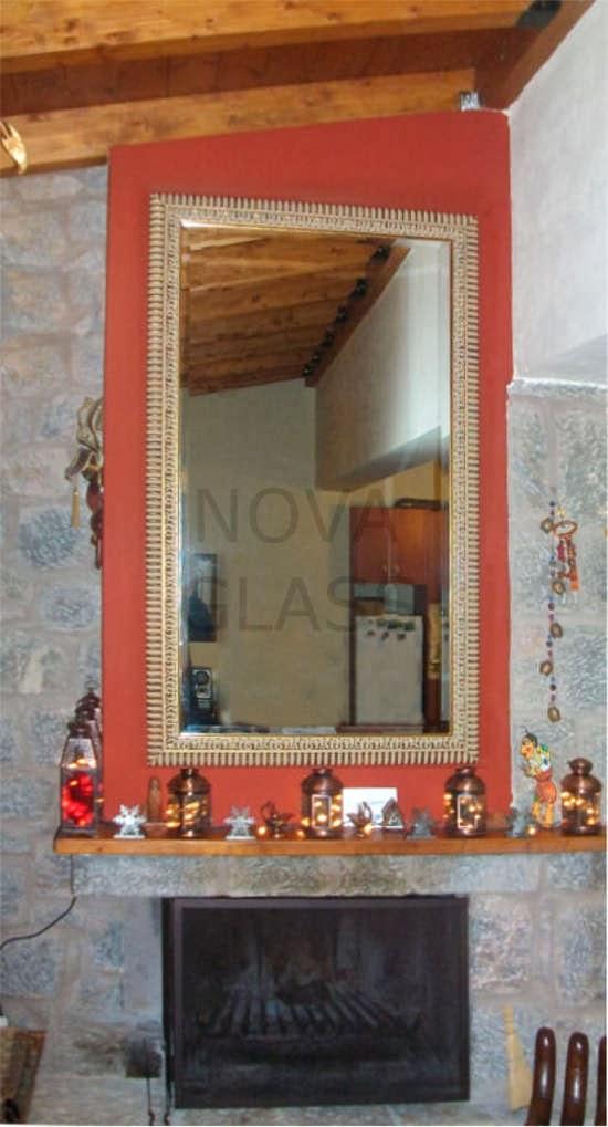 Καθρέπτης Vintage καμινάδα