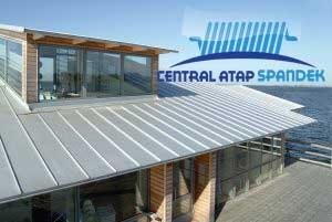 harga spandek, harga atap spandek, harga atap spandek per meter, harga atap spandek per lembar