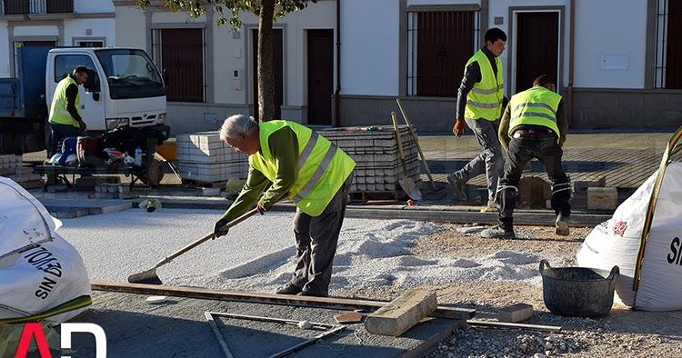 El ayuntamiento destina euros a la mejora de la for Calle prado camacho 8