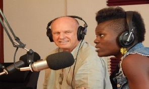 Wiyaala falls in love with her manager; wants him to prepare for marriage