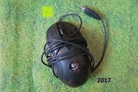 2017: Logitech G400 optische Gaming Maus schnurgebunden