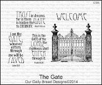 Our Daily Bread designs The Gate