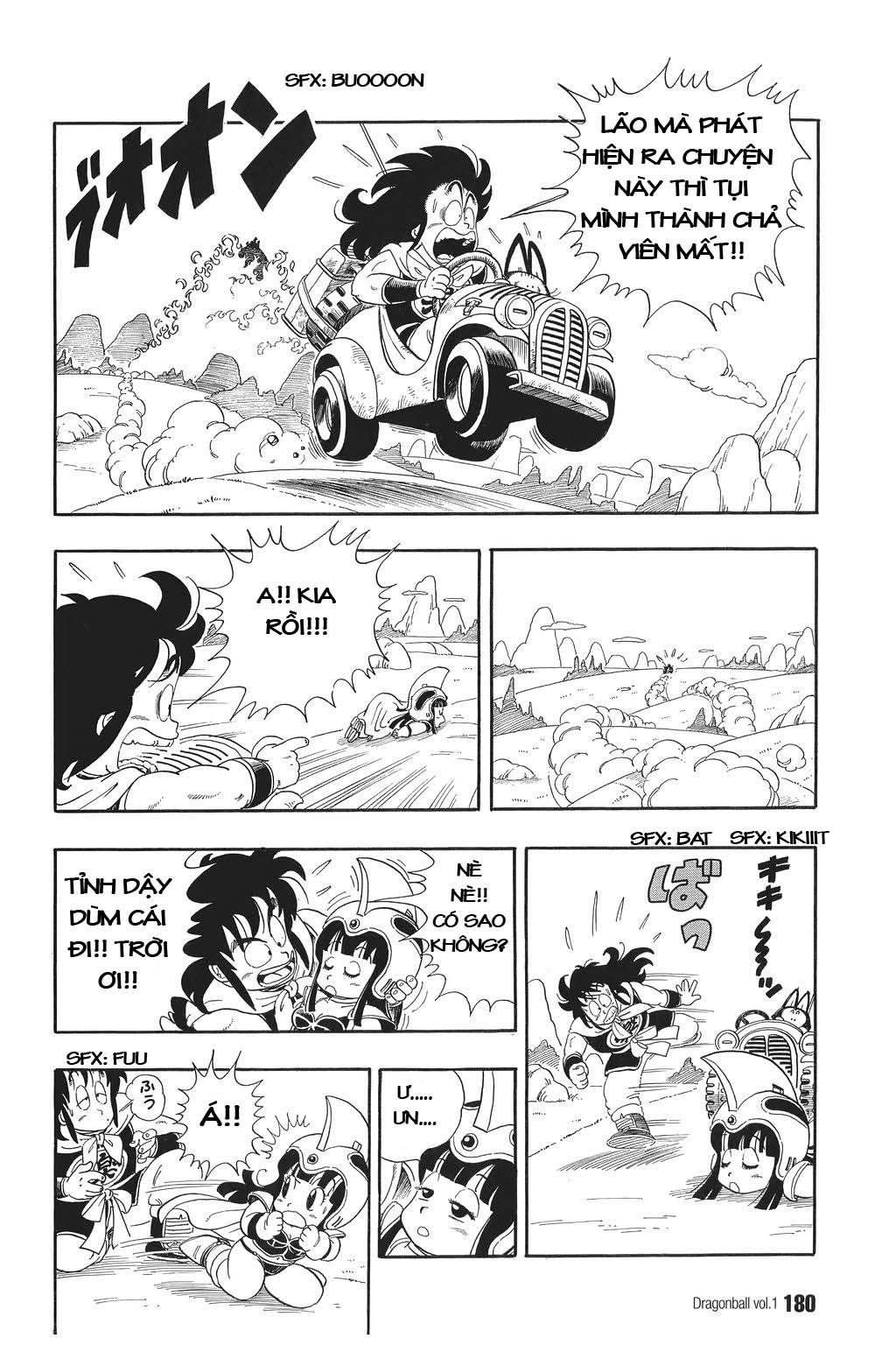 Dragon Ball chap 12 trang 6