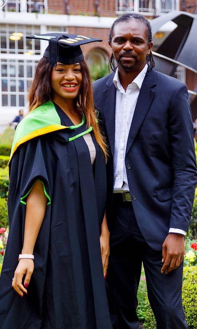 Kanu Nwankwo & Wife Celebrate 14th Wedding Anniversary