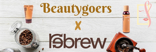 beautygoers x rebrew