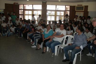 Ichoalay, 2015, Visitas, Charlas, Escuelas