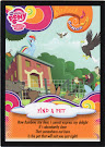 MLP Find a Pet Series 3 Trading Card