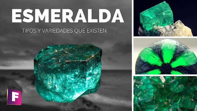 conoce los tipos de esmeralda que existen y su valor