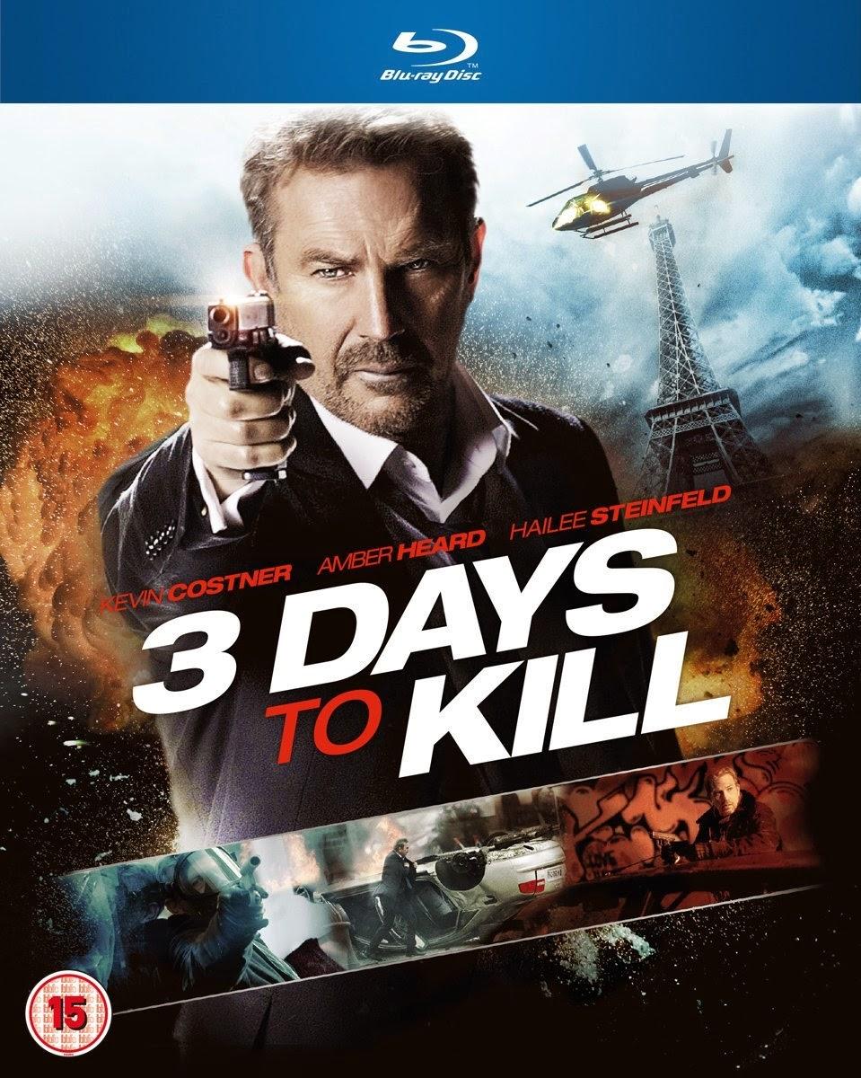 3 Days to Kill 3 วันโคตรอันตราย [HD][พากย์ไทย]